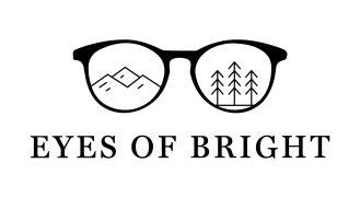 Bright Optometrist Eyes of Bright